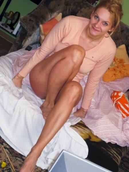 Belle femme sexy intéressée par un plan q