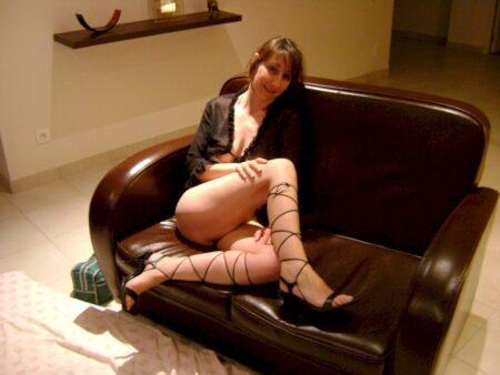 Cougar sexy que pour des hommes sur le 38