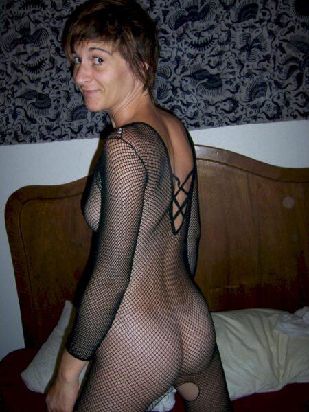 Femme mature soumise pour mec qui aime la domination de temps en temps dispo